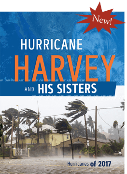 Hurricane Harvey and His Sisters