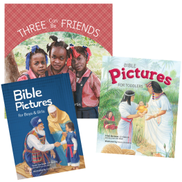 3 New Children's Book Value Pack