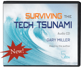 Surviving the Tech Tsunami Audio