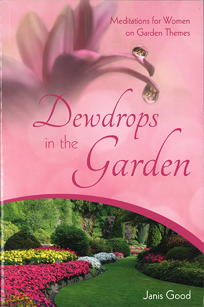 Dewdrops in the Garden