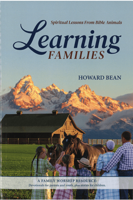 Learning Families