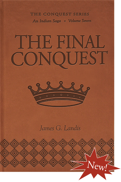 The Final Conquest hardcover