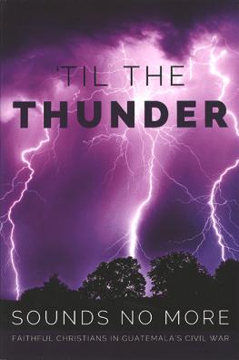 Till the Thunder Sounds No More