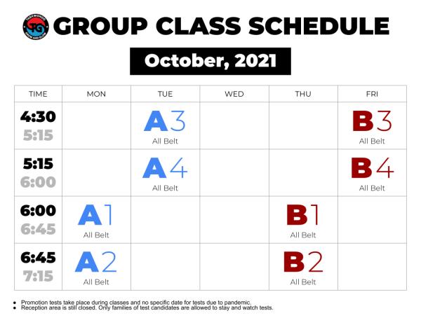 Group Class 202110