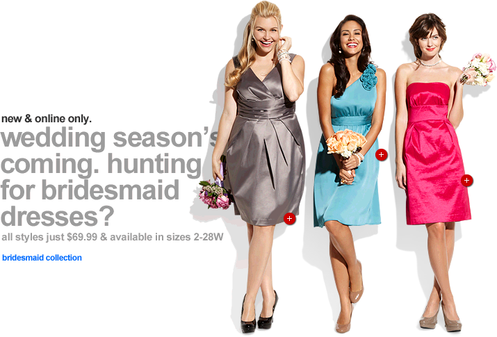 Bridesmaids Dresses |