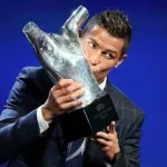 Ronaldo Named Uefa Best Player Of The Year
