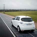 TECH: World's First Solar Panel Road Opened In France