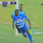Omg! Striker Removes Charm from Goal Post Which Prevented Him from Scoring… See what happened next ( Video)