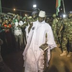 Jammeh decide to step down as president, thanks Gambians