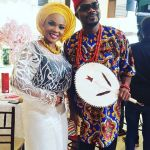 """Checkout Photos From The """"Owambe"""" Style Set of Kcee's Music Video """"We Go Party"""""""