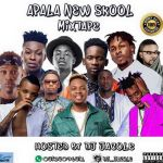 MIXTAPE: DJ Jacole – Apala New Skool