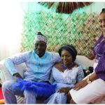 Simi exhibits how she absolutely felt when her mum remarried