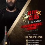 ENT: DJ NEPTUNE TO KICK OFF GREATNESS TOUR & EMPOWER A DJ ACROSS 8 STATES IN NIGERIA