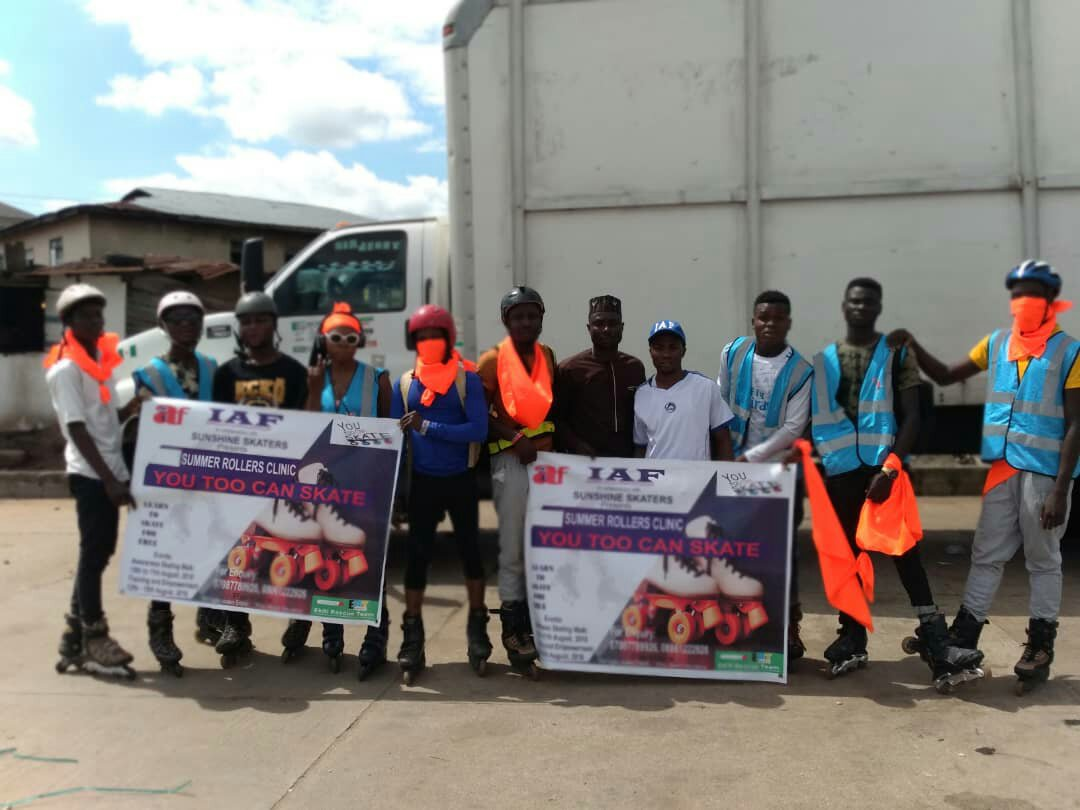 Summer Rollers Clinic kicks off in Ondo State