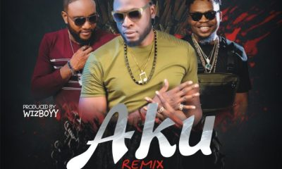 Slim Brown ft. Olamide & Kcee – Aku (Remix)