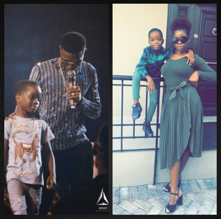 ENT: Wizkid Cancelled His Son's Million Naira Deal And Accused Him Of Being Gay