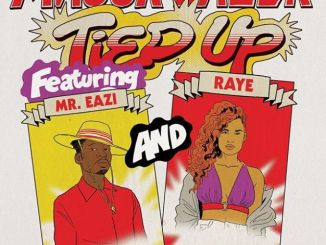 Major Lazer ft. Mr. Eazi, Raye & Jake Gosling – Tied Up