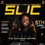 SuperWozzy set to Headline his first Concert tagged SLIC in Akure