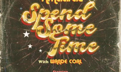 Amaarae ft. Wande Coal – Spend Some Time