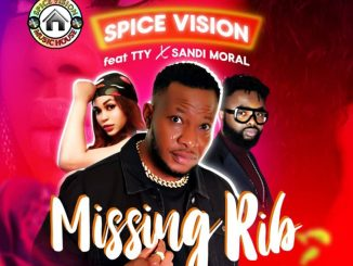 AUDIO + LYRICS: Spice Vision – Missing Rib ft. TTY & Sandi Moral