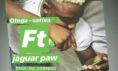 Otega – Sativa Ft. Jaguar Paw