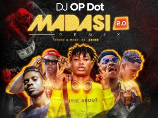 DJ OP Dot Ft. Jaido P x Leke Lee x Mr Bee & Mohbad – Madasi 2.0