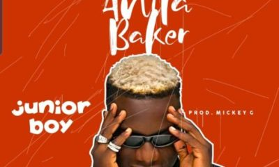 Junior Boy – Anita Baker (Prod. Mickey Gee)