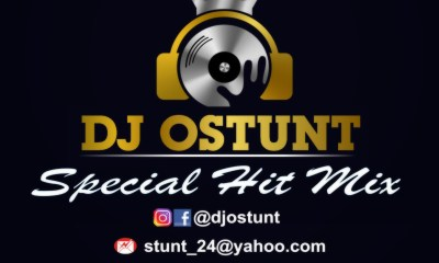 DJ Ostunt - Special Hit Mix