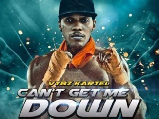 Vybz Kartel – Can't Get Me Down