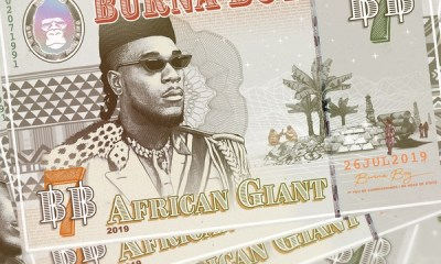 ALBUM: Burna Boy - African Giant