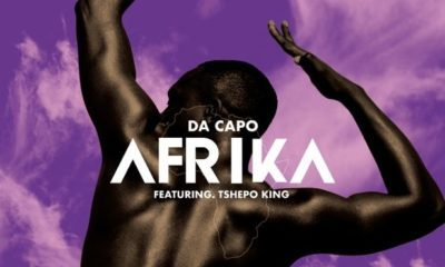 "Da Capo – ""Afrika"" ft. Tshepo King"