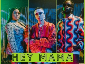 Geko - Hey Mama ft. Latifah & Maleek Berry