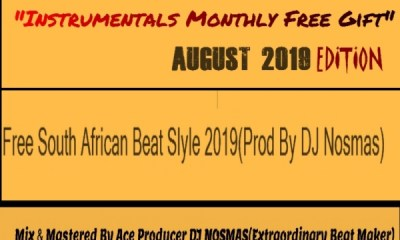 Free South African Beat Style 2019 (Prod By DJ Nosmas)