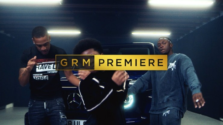 Kida Kudz ft. Wiley – Bounce (Video)