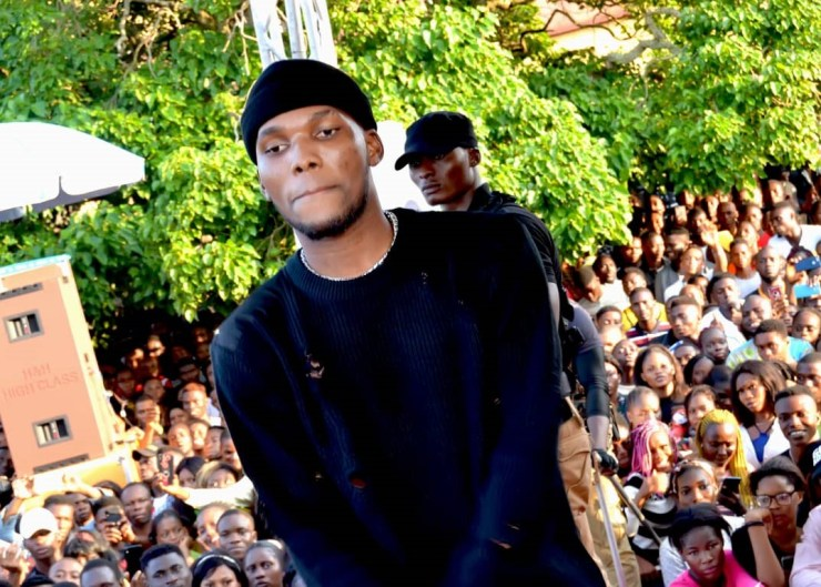 Thank You Concert: Auchi Polytechnic Shut Down By Victor AD at His Tecno Sponsored Concert