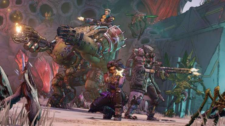Borderlands Tips: How to Change Your Appearance in Borderlands 3