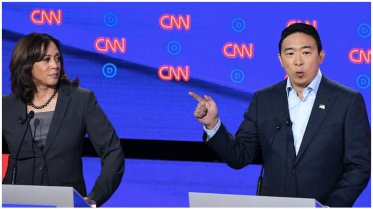 How Tall Is Andrew Yang? Viewers Speculate Over Yang's Height