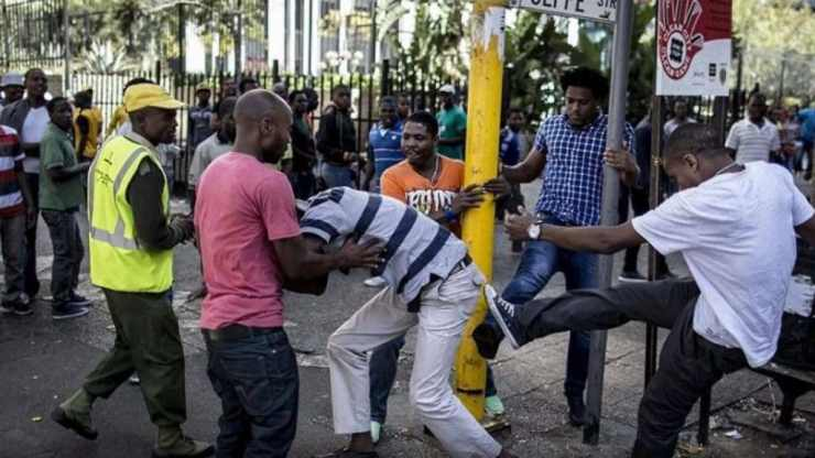 Xenophobia: Nigerian community raises alarm over fresh violence in South Africa