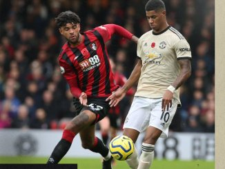 Bournemouth vs Manchester United 1-0 – Highlights