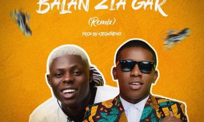 Mohbad – Balan Zia Gar (Remix) ft. Small Doctor