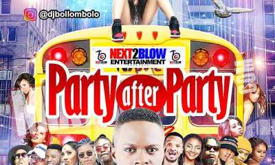 Dj Bollombolo – Party After Party
