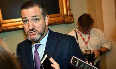 Cruz Tweets 'Come & Take It' About Phone During Impeachment