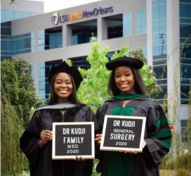 Mother and daughter graduate with medical degrees on the same day (See Photos)