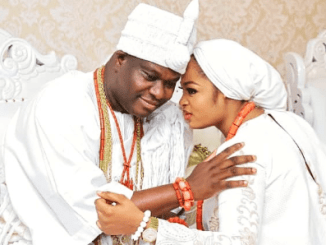 """Olori Prophetess Naomi reacts to rumors - """"My marriage to Ooni of Ife has not crashed"""""""