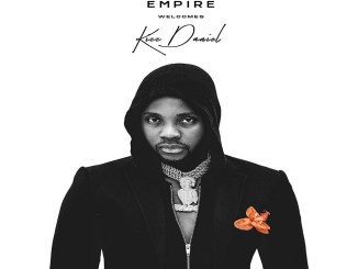 Kizz Daniel Signs Partnership Deal With Empire Distributions (EMPIRE)