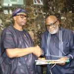 Akeredolu denies plans to drag Mimiko to EFCC