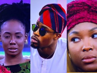 #BBNaija2020: 'I'm disappointed' on Tolanibaj's feelings for Neo - Vee Speeaks