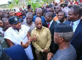 #ENDSARS: Osinbajo begs youths, We're sorry for being silent