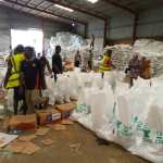 Suspected Hoodlums loot COVID-19 palliatives warehouse in Cross River