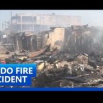 Residents Lament As Fire Razes Shops, Destroys Properties Worth Millions In Ondo State